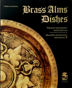 BRASS ALMS DISHES